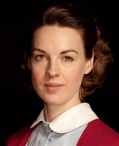 "Call the MIdwife Jessica Raine stars as Jenny Lee in the PBS series ""Call the Midwife."" Season two will air in March."