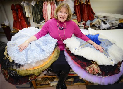 Janet Groom-Campbell Pittsburgh Ballet Theatre costumier Janet Groom-Campbell is celebrating her 40th year with the ballet.