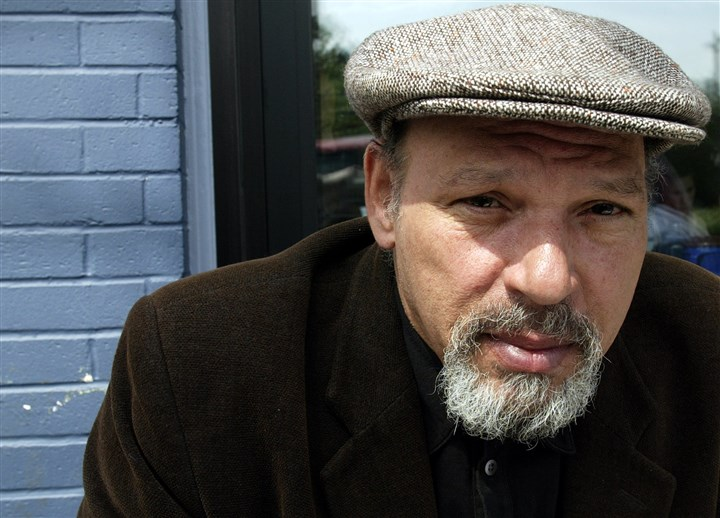 August Wilson Playwright August Wilson is seen in this May 30, 2003.