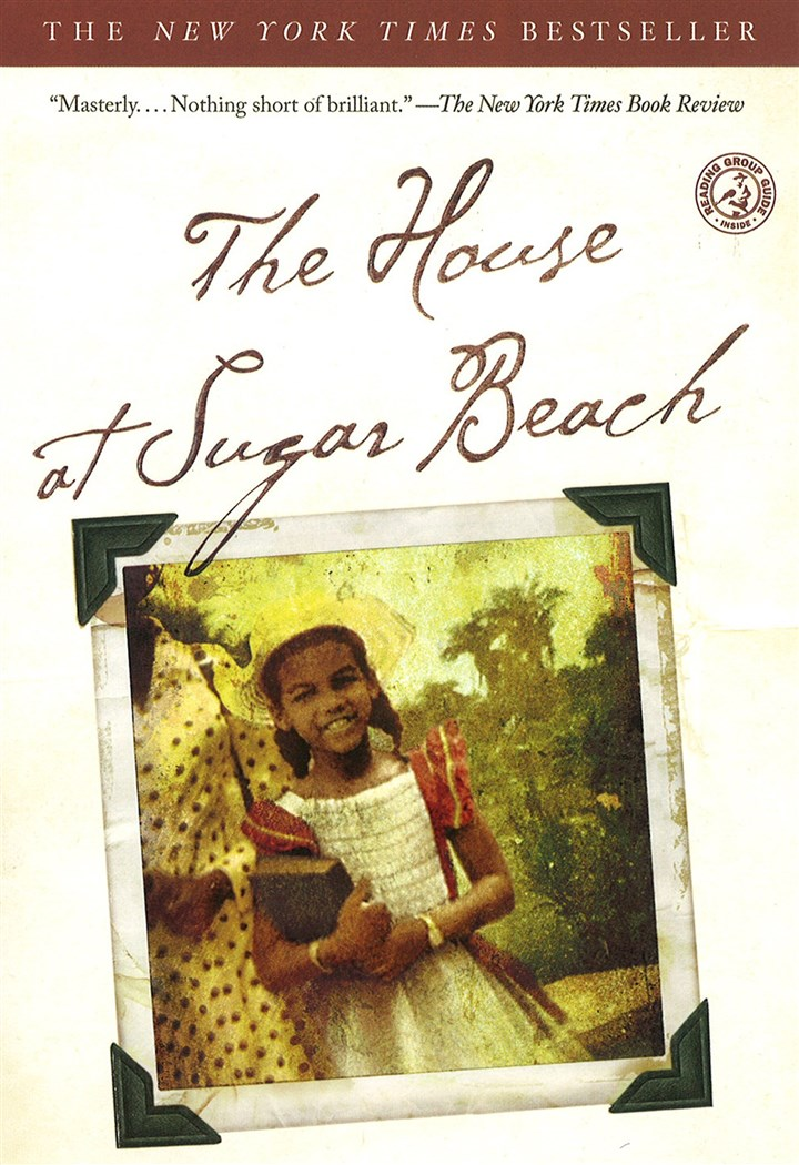 "Cooperbook ""The House at Sugar Beach,"" by Helene Cooper."