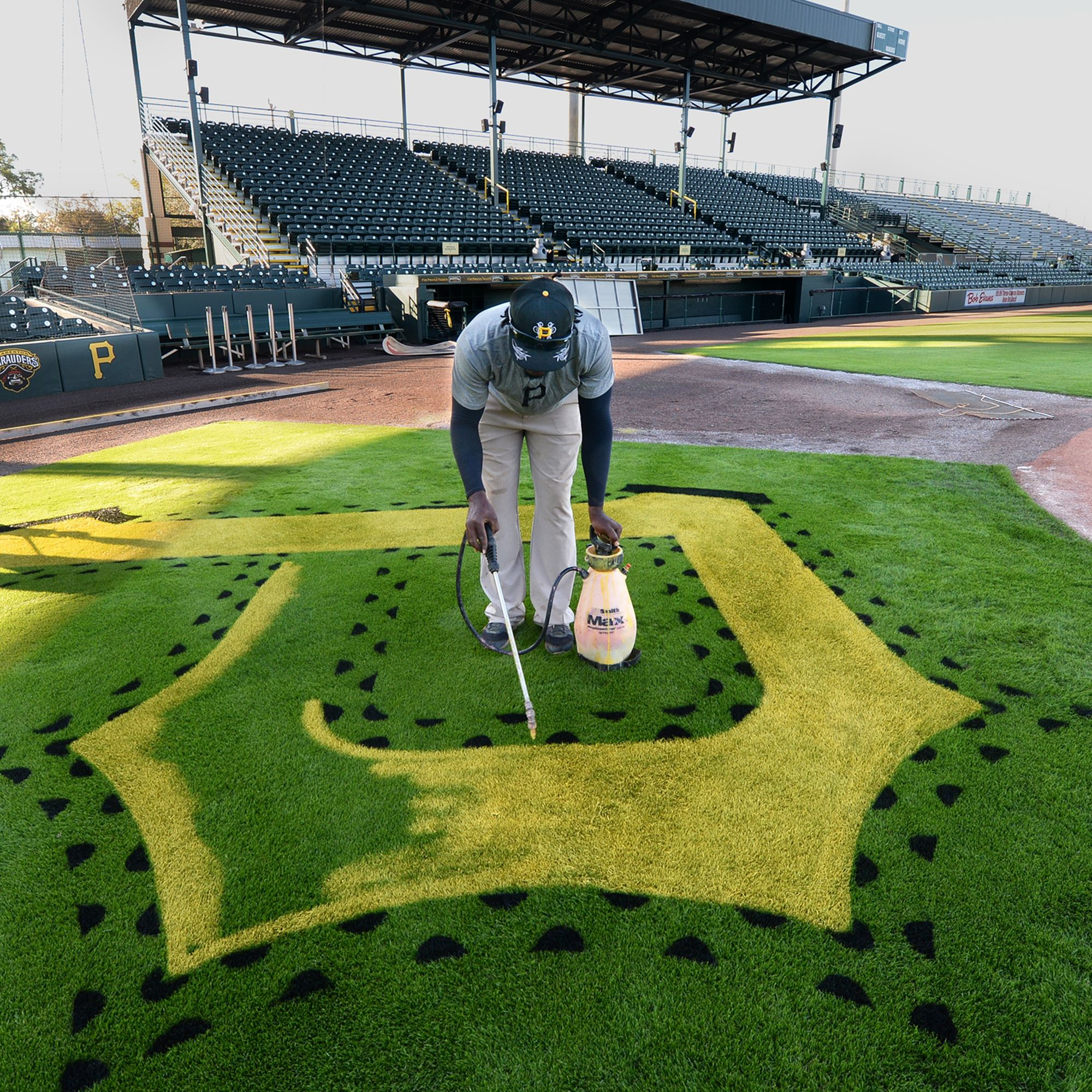 where do the pittsburgh pirates play spring training