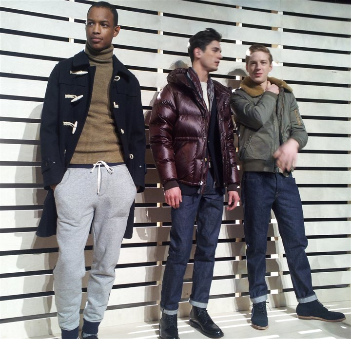 J.Crew Menswear from J.Crew's fall/winter 2014 collection.
