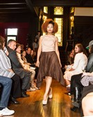In 2014, The Art Institute of Pittsburgh graduate fashion show was held at Mansions on Fifth in Shadyside. This year, the event moves to the Omni William Penn hotel, Downtown.