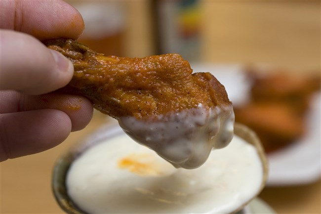 The inaugural (and sold out) King of the Wing contest will take place Sunday at Hop Farm Brewing Company in Upper Lawrenceville.