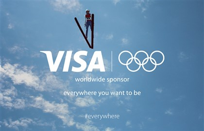 20140216Piggyback_sponsors Some corporation -- such as Visa -- spend almost $1 billion to buy sponsorships and develop campaigns over a four-year period.