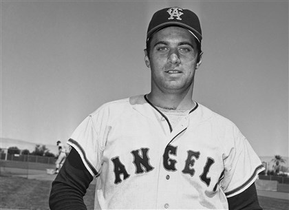 20140214hoFregosi In March 1968, Jim Fregosi of the California Angels in Palm Springs, Calif. Mr. Fregosi was a former All-Star who won more than 1,000 games as a manager for four teams.