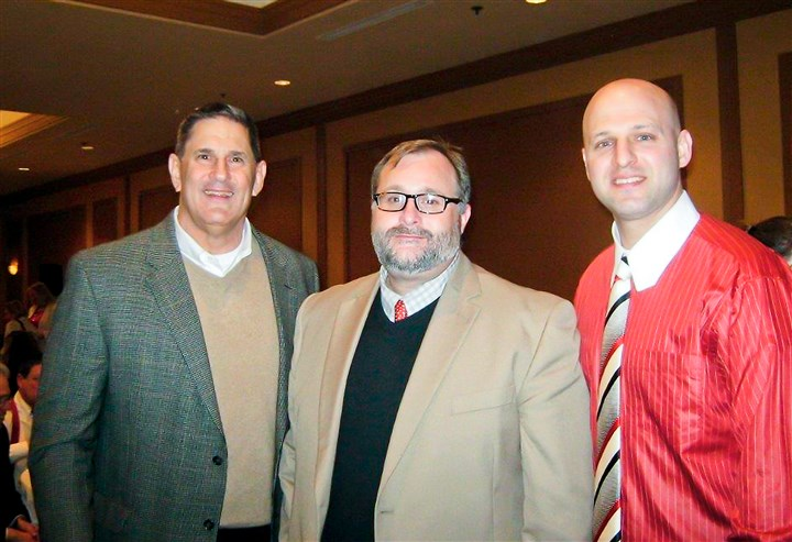 20140217hoheartAseen Honorary Chairman John Banaszak, Eric Lindey and Jeff Jeffers.