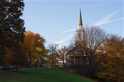 Chatham University's Campbell Chapel.