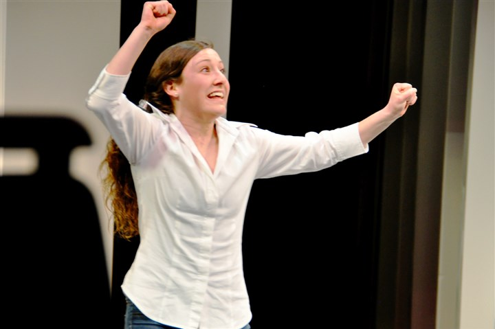 Shakespeare contest, Catherine Baird Catherine Baird tied as Upper Division Monologue winner.