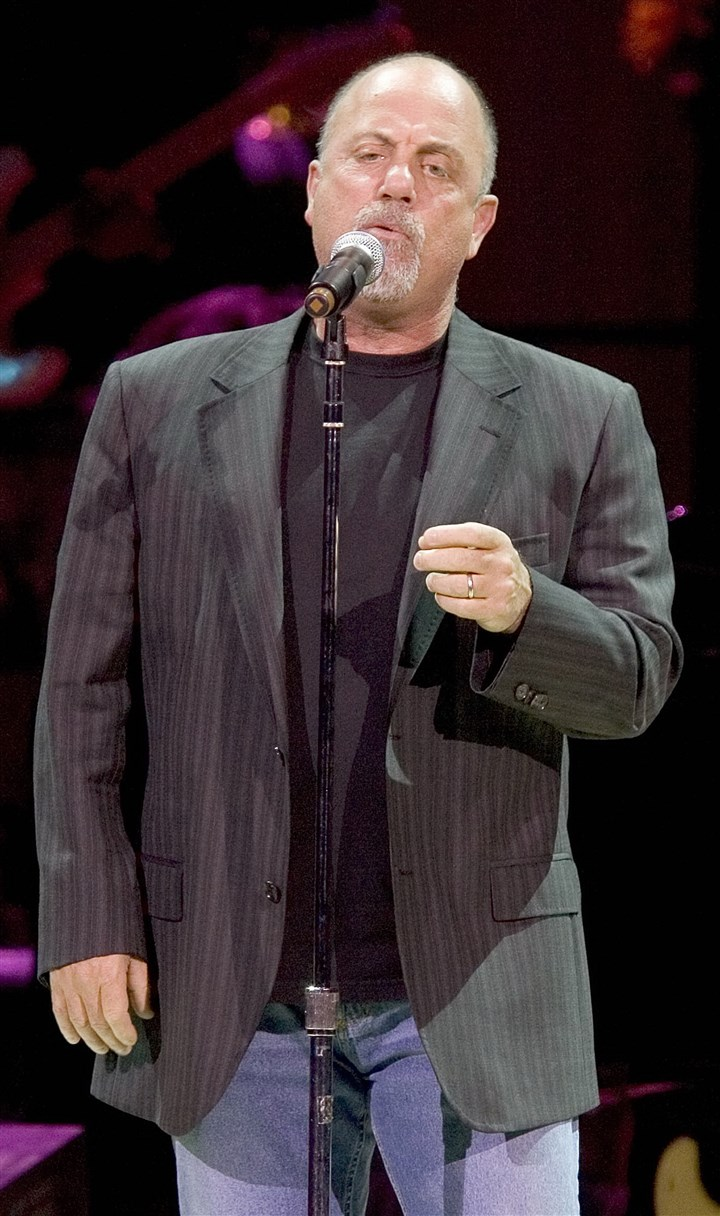 Billy Joel Billy Joel: Coming to Consol Energy Center.