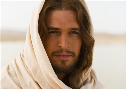 "'Son of God' Diego Morgado 01 copy Diogo Morgado stars as Jesus in ""Son of God."""