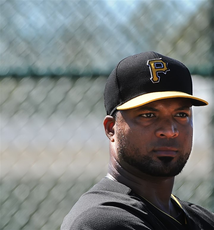 20140219pdPiratesSports04 Pirates pitcher Francisco Liriano will start the Grapefruit League opener Wednesday against the New York Yankees.