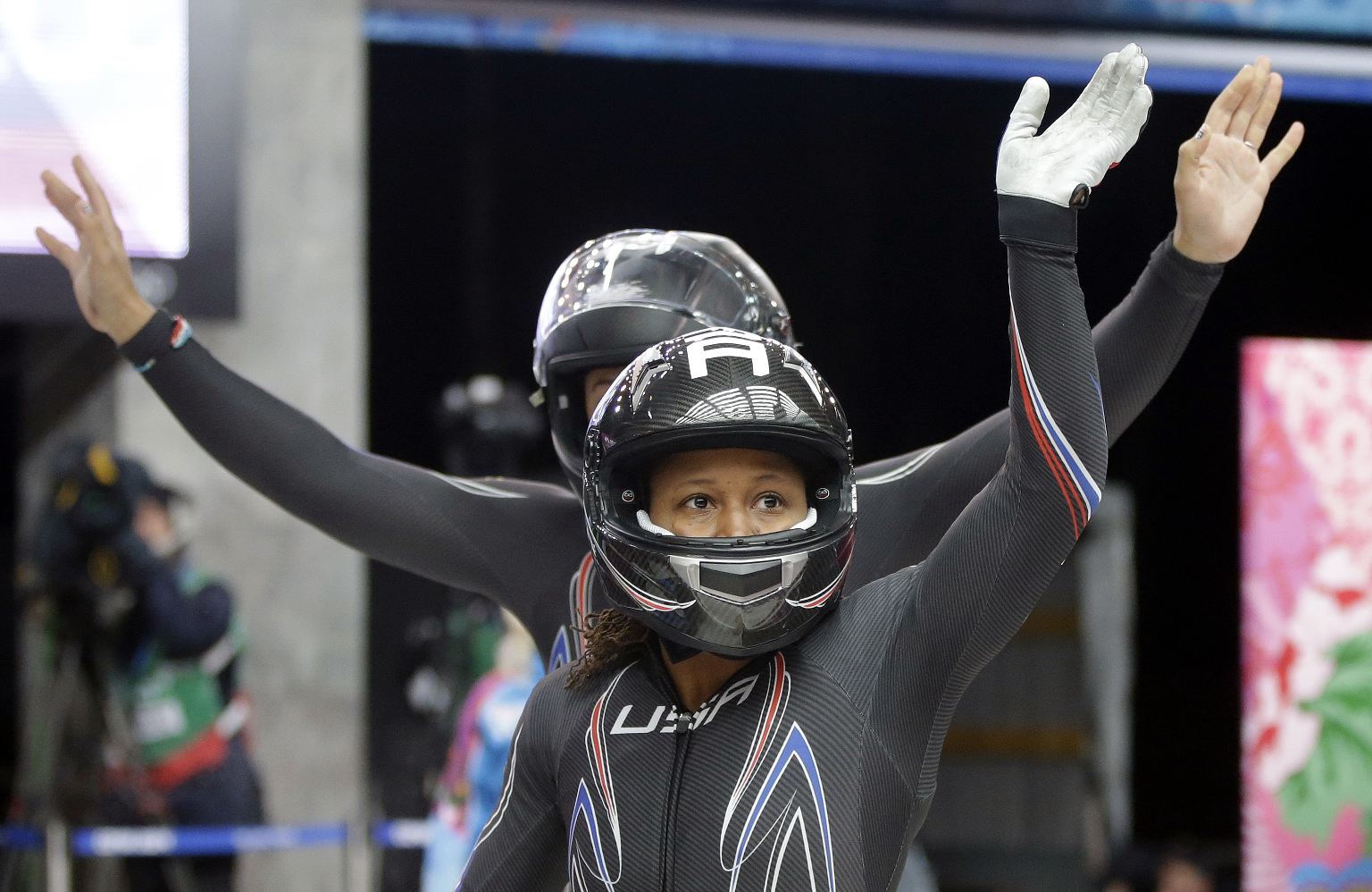 Lauryn Williams poised to make Olympic history on a U.S ...