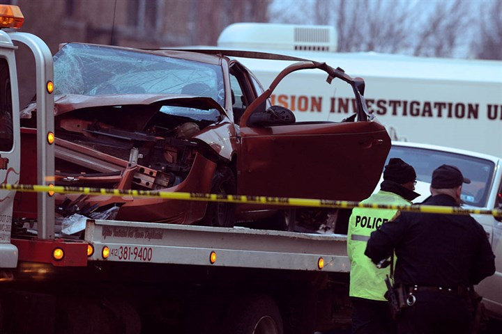 Fatal Accident on South Side A 47-year-old man was killed this morning in a vehicle crash on the South Side.