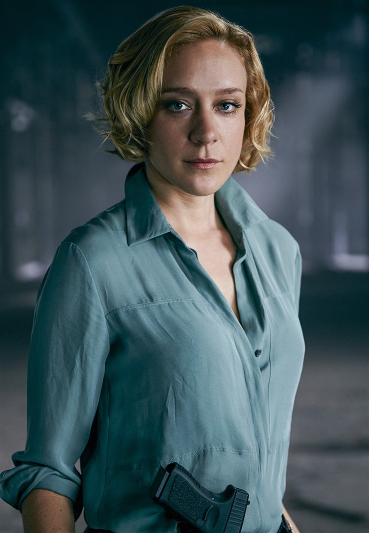"20140302HOkill2-1 Chloe Sevigny stars in the new A&E original scripted drama series ""Those Who Kill."""