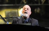 Billy Joel debuts in concert at Consol Energy Center in February 2014, his first trip to Pittsburgh since playing the Mellon Arena in April 2008.