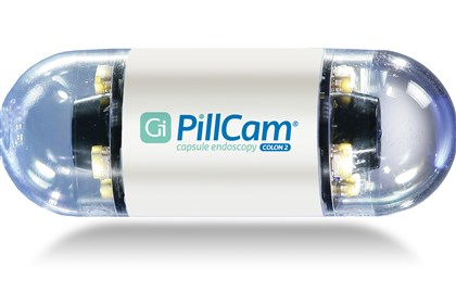Given Imaging-FDA Approval Pillcam -- the new colonoscopy capsule.