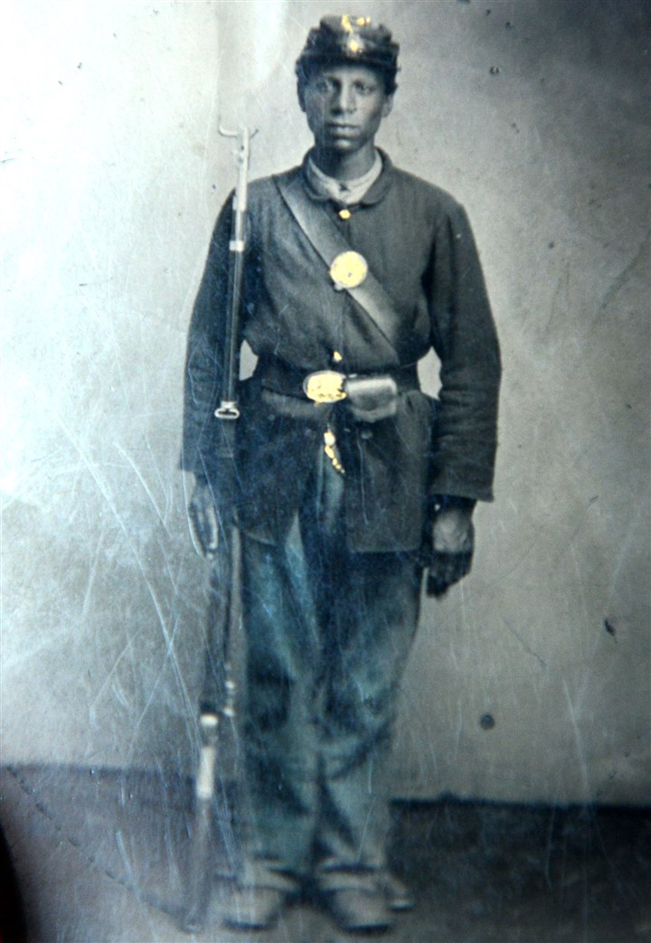Capt. William Catlin Capt. William Catlin of the 32nd U.S. Colored Troops.