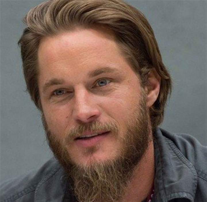Travis Fimmel Actor Travis Fimmel