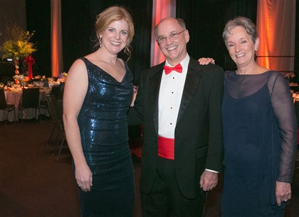 20140223jcSeenHeartBall14-1 Amy Cashdollar with Bill and Susan Follansbee.