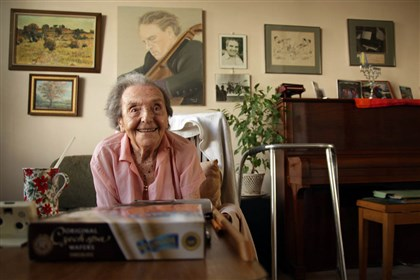 Herz-Sommer Alice Herz-Sommer, believed to be the oldest-known survivor of the Holocaust, died in London on Sunday morning at the age of 110.