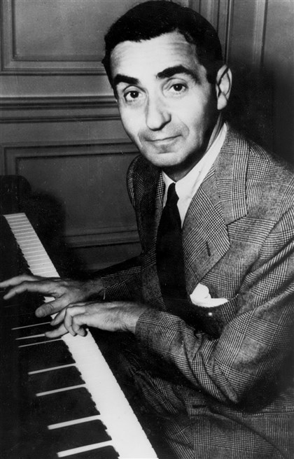 "Shaw2-1 Irving Berlin, composer of ""God Bless America."""