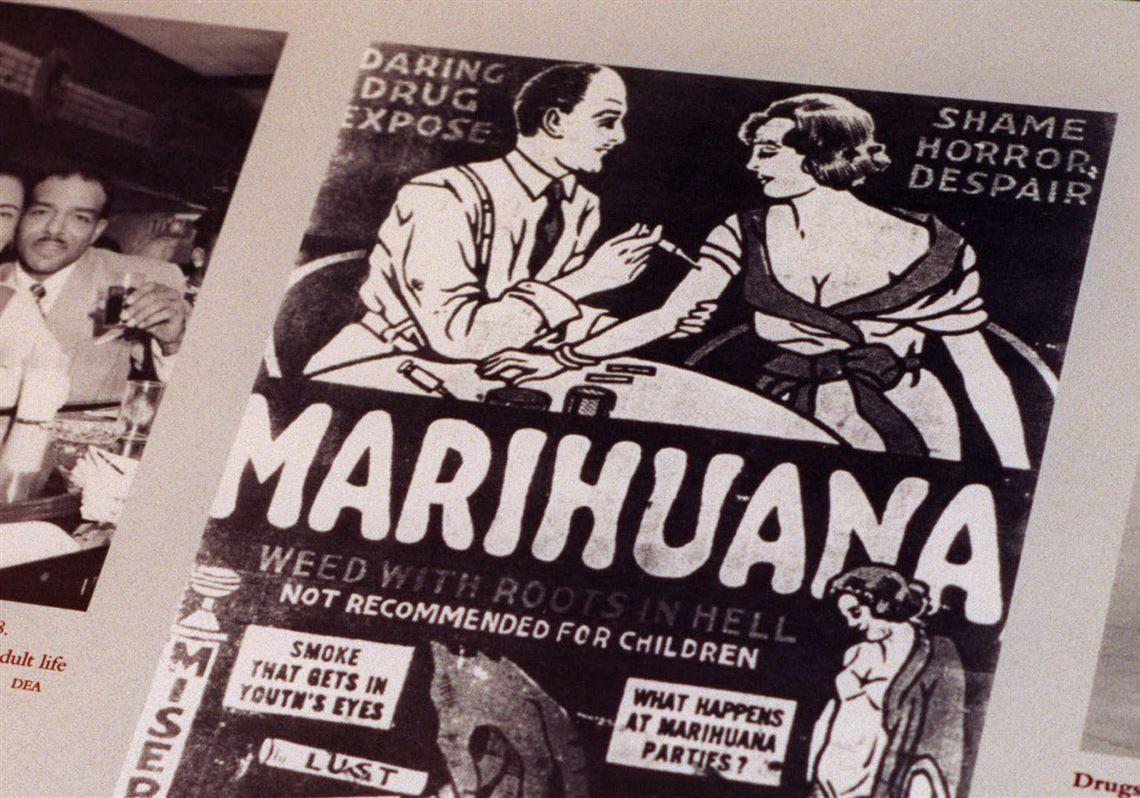 The Mythology Of Marijuana Pittsburgh Post Gazette