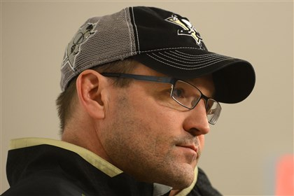 20140227dsBylsmaSports Dan Bylsma is out as head coach of the Pittsburgh Penguins.