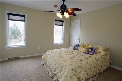 Condo on Shadow Ridge Drive, Harmar 9 There are two more bedrooms (16 by 1