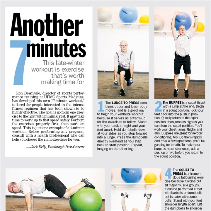 Image: 7-minute workout