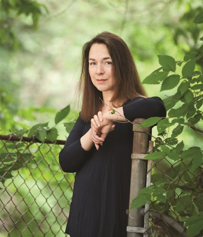 "Author Lorrie Moore Lorrie Moore, author of ""Bark"""