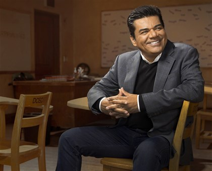 "20140306HOStGeorge1-1 George Lopez stars in ""Saint George."""