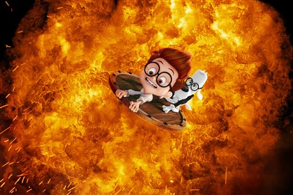 "'Mr Peabody & Sherman' film ""Mr Peabody & Sherman."""