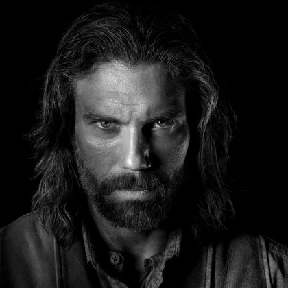 "Anson Mount in AMC's 'Hell On Wheels' Anson Mount portrays Cullen Bohannon in the series ""Hell On Wheels."""