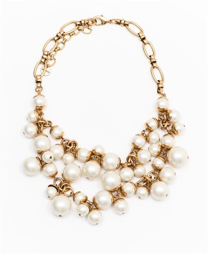 20140305hostyle0309bmag The Daphne pearl necklace by Stella & Dot is $98 at www.stelladot.com.