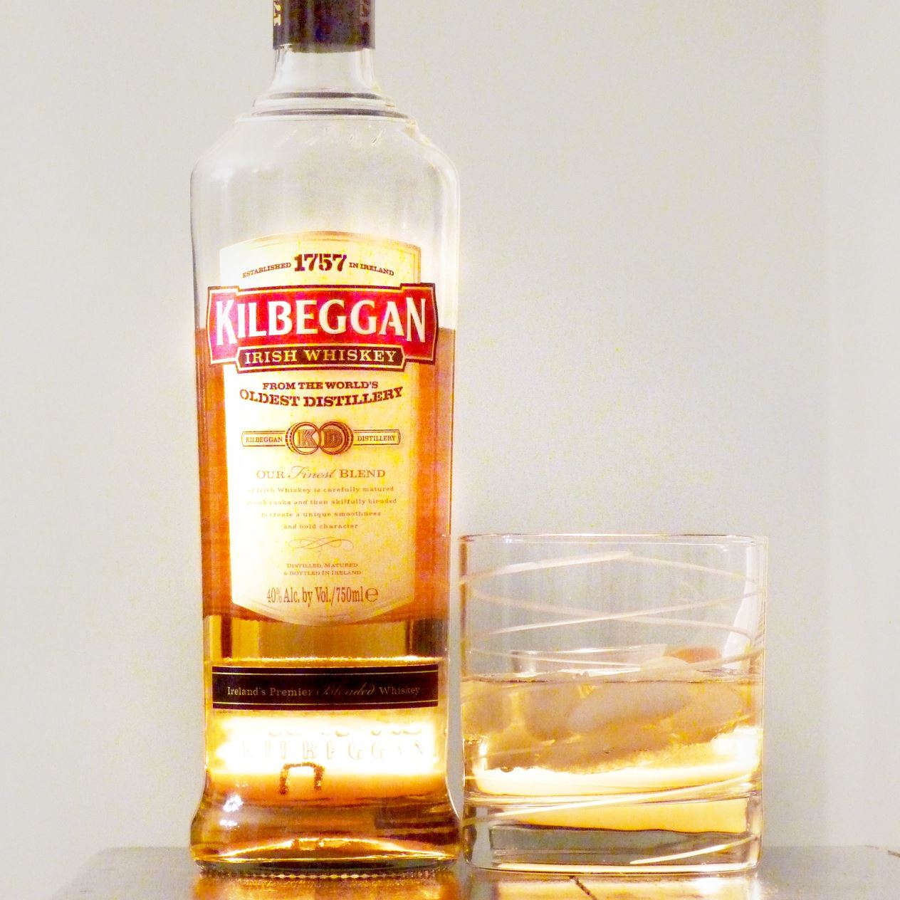 Kilbeggan Irish Whiskey Kilbeggan Irish Whiskey