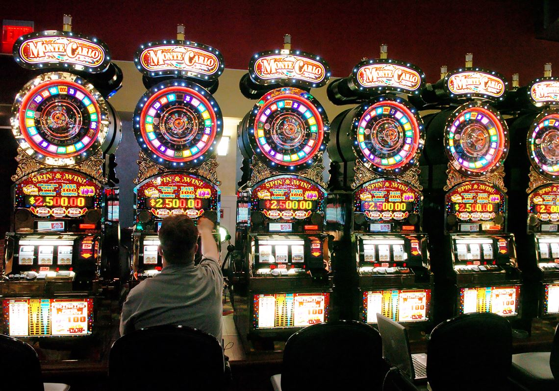 Slot Machine Payouts By State