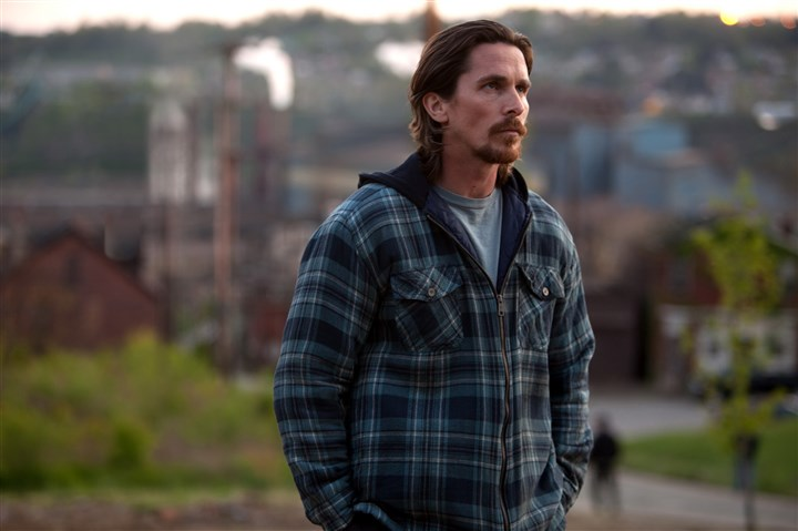 "20140313HOFurnaceDVD-1 Christian Bale gives an excellent performance against the backdrop of Braddock in ""Out of the Furnace."""