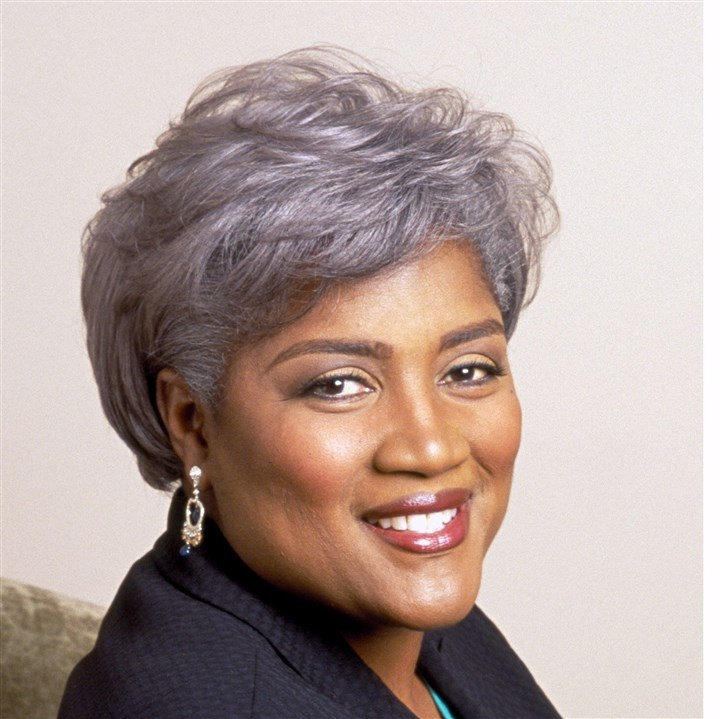 Donna Brazile Democratic strategist Donna Brazile will address the Allegheny County Bar Association's Women in Law Division today. She says women have made progress, but still have a long way to go in the legal profession.