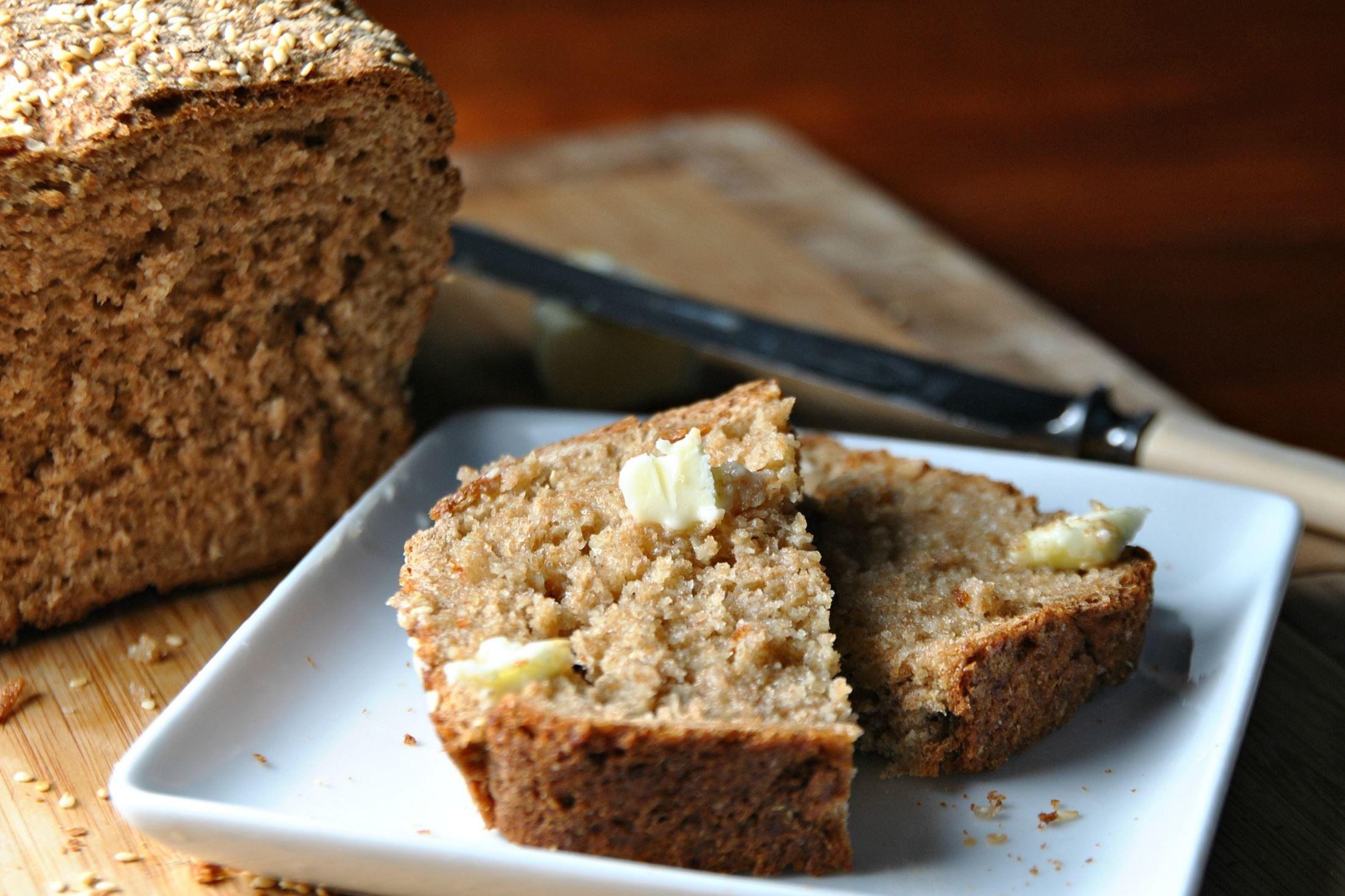 Ballymaloe Brown Yeast Bread Ballymaloe Brown Yeast Bread