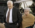 Former Penn State University assistant football coach Jerry Sandusky and his wife, Dottie, in 2011, the year before his conviction on multiple counts of child sex abuse.