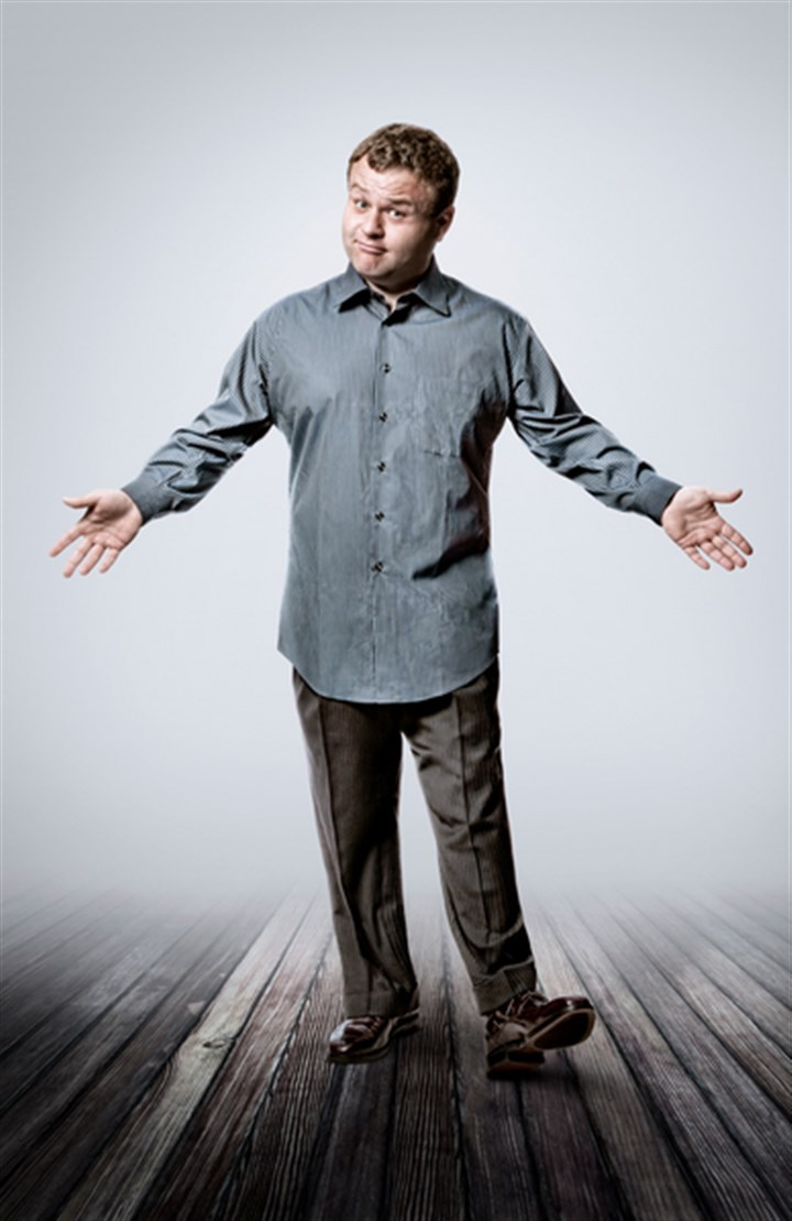 FrankCaliendo-2 Comedian Frank Caliendo performs Friday and Saturday nights at the Pittsburgh Improv.