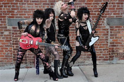 Girls Girls Girls Motley Crue tribute band Girls Girls Girls will bring its music to Jergel's tonight in Warrendale.