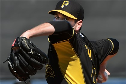 irwin0521 Pirates right-hander Phil Irwin, who was with Class AAA Indianapolis this season, was designated for assignment Thursday.