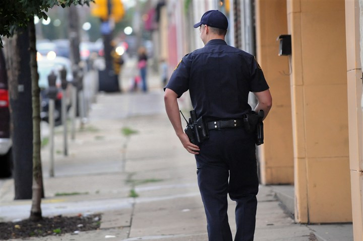 Pittsburgh police officer The city of Pittsburgh's representative disagreed with the decision to allow Pittsburgh police officers to live outside city limits.