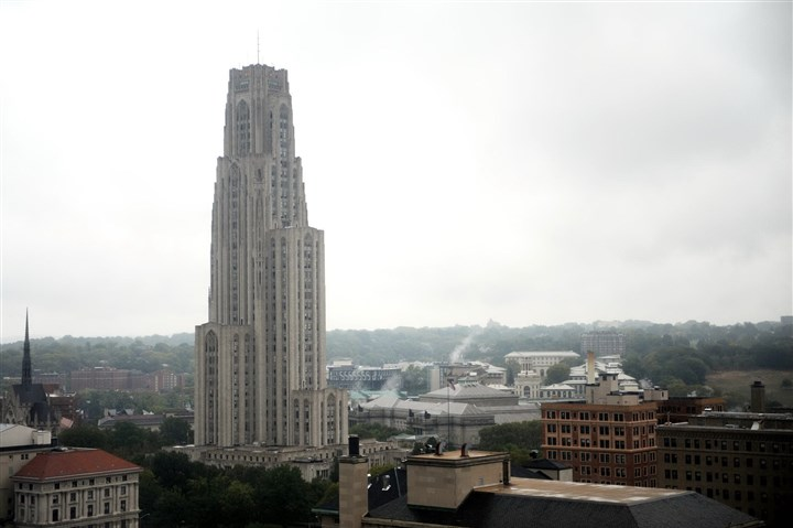Cathedral of Learning at Pitt