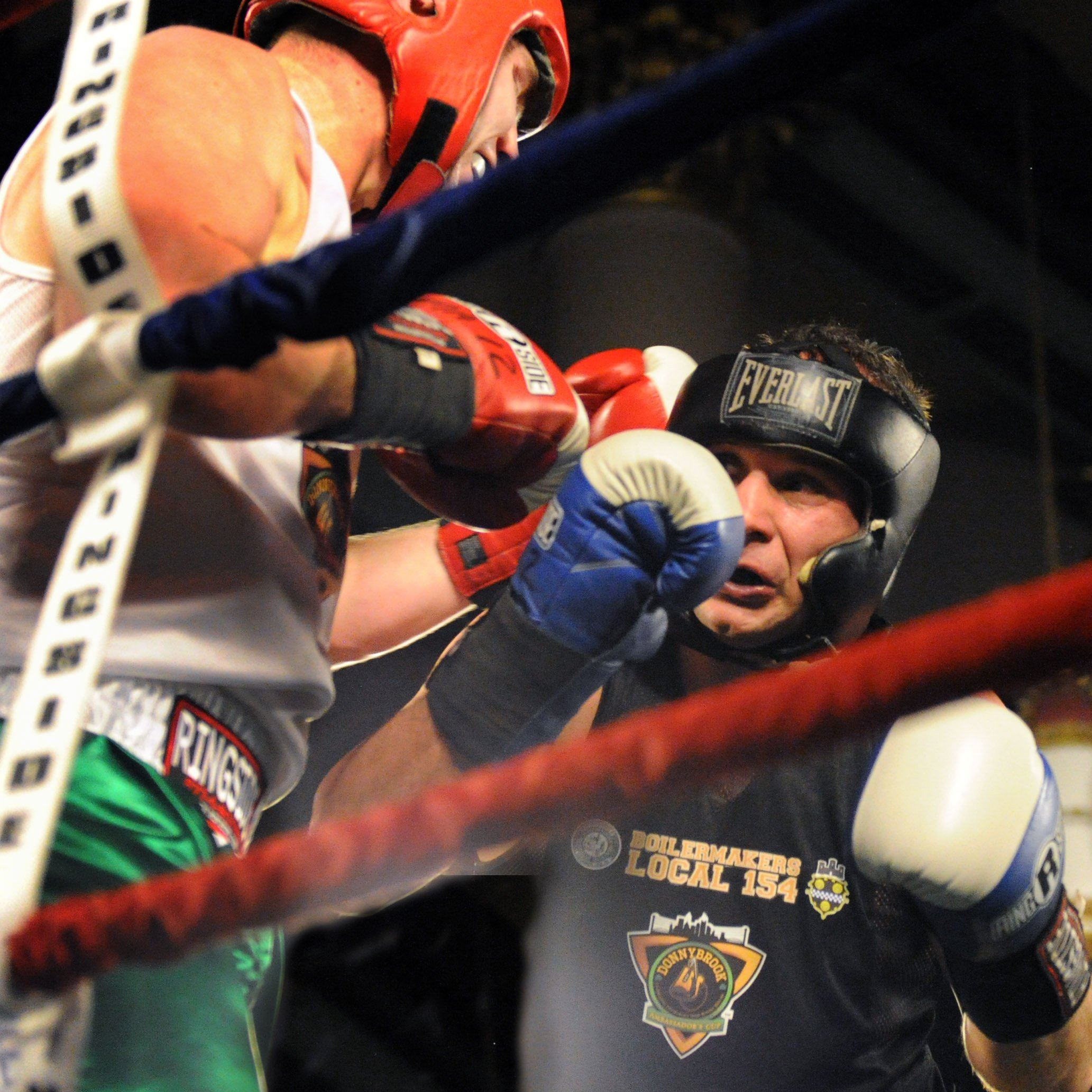 Inaugural 'Pittsburgh Donnybrook' A Knockout Success