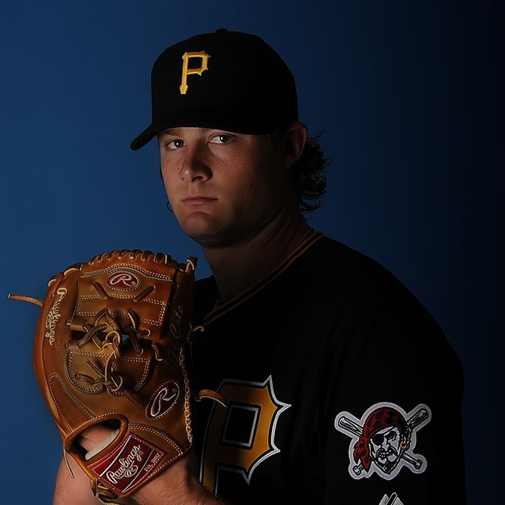 Pittsburgh Pirates pitcher Gerrit Cole Pittsburgh Pirates pitcher Gerrit Cole.