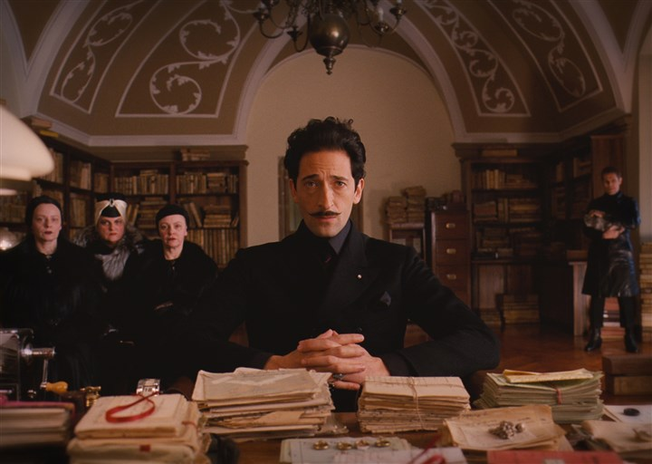 "GrandBudapestHotel3-1 Adrien Brody in ""The Grand Budapest Hotel"""