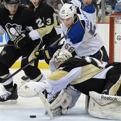Ron Cook: Frustrating but encouraging loss for Penguins